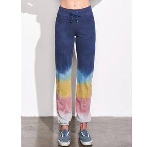 Sundry Tie Dye Classic Sweatpants Size Medium